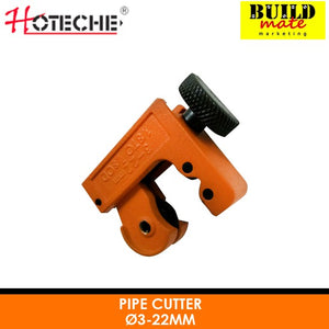 Hoteche Tube Pipe Cutter Ø3-22mm 270401