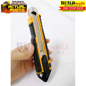 INGCO Snap Off Blade Knife SK5 HKNS16538 •BUILDMATE•