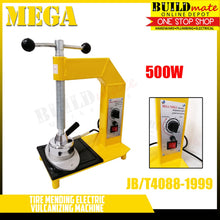 Load image into Gallery viewer, MEGA Tire Mending Electric Vulcanizing Vulcanizer Machine 500W JBT4088-1999 •NEW!•