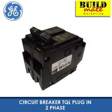 Load image into Gallery viewer, GE Plug In Circuit Breaker TQL Plug In 2 Phase