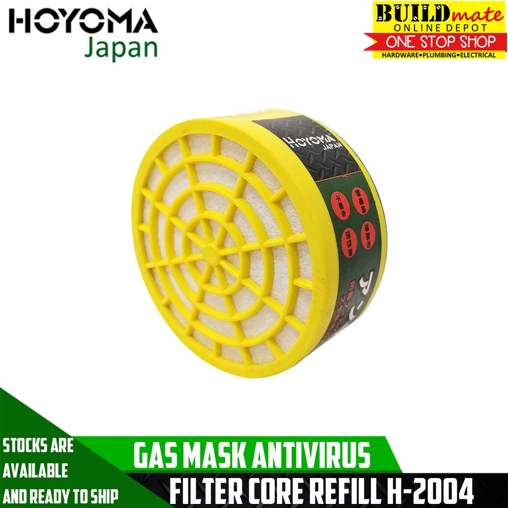 Hoyoma Gas Mask Antivirus Filter Core Refill H-2004
