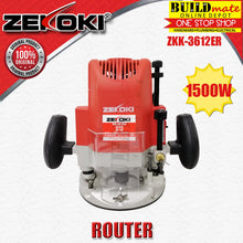 Load image into Gallery viewer, ZEKOKI Electric Router 1500W ZKK-3612ER •NEW ARRIVAL•