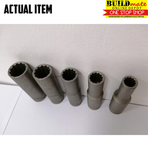 "Ameriman 1/2"" Drive Deep Socket 12pt. / 6pt. SOLD PER PIECE"