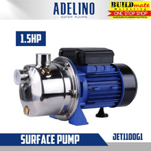 Load image into Gallery viewer, Adelino Surface Pump 1.5HP JET1100G1
