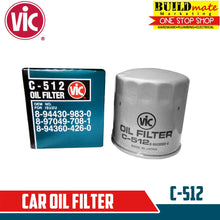 Load image into Gallery viewer, Vic Oil Filter C-529 Isuzu Mux