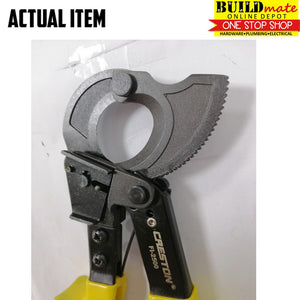 "CRESTON Cable Cutter 10"" Ratchet Type FI-2500"