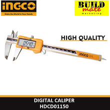 Load image into Gallery viewer, INGCO Digital Caliper HDCD01150