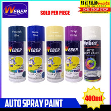 Load image into Gallery viewer, WEBER Auto Spray Paint SP-315 CREAM / GRAIN YELLOW