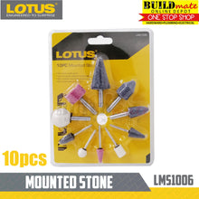 Load image into Gallery viewer, Lotus Mounted Stone 10PCS/SET LMS1006