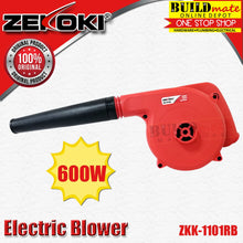 Load image into Gallery viewer, ZEKOKI Electric Blower 600W ZKK-1101RB