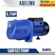 Load image into Gallery viewer, Adelino Surface Pump 0.75HP SGJW55