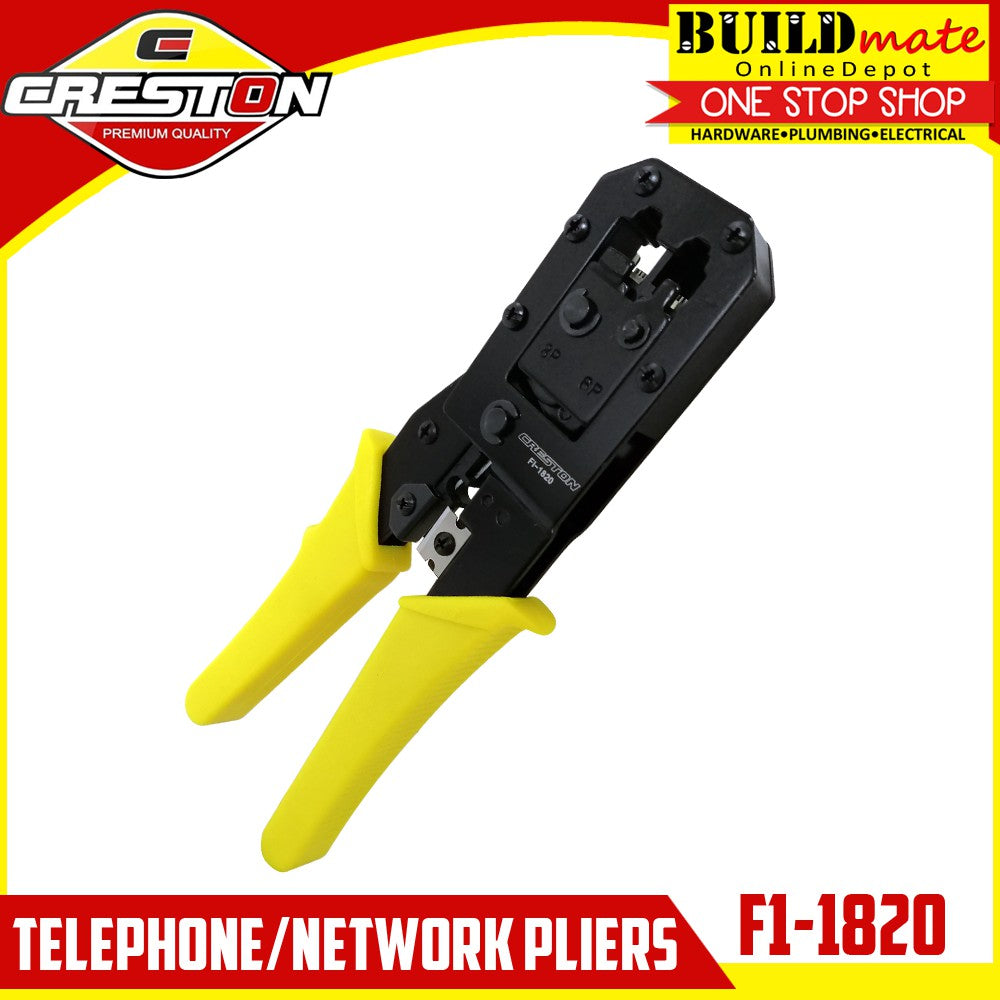 CRESTON Telephone / Network Pliers CCTV LAN FI-1820
