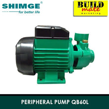 Load image into Gallery viewer, Shimge Peripheral Booster Pump QB60L