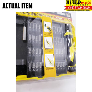 Powerhouse Screwdriver 34PCS/SET PH-29320