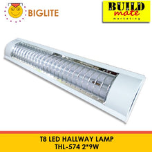 Load image into Gallery viewer, BIGLITE T8 LED Hallway Lamp THL-574 2*9W