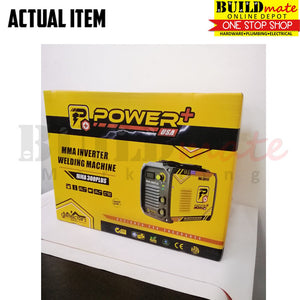 POWERHOUSE 300A Power Plus Inverter Welding Machine MMA-300PLUS PowerPlus
