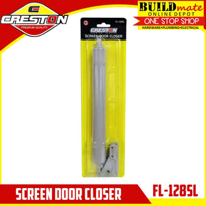 CRESTON Screen Door Closer ALUMINUM FL-128SL