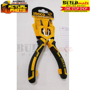 "INGCO High Leverage Long Nose Pliers 6"" HHLNP28160 •HEAVY DUTY•"