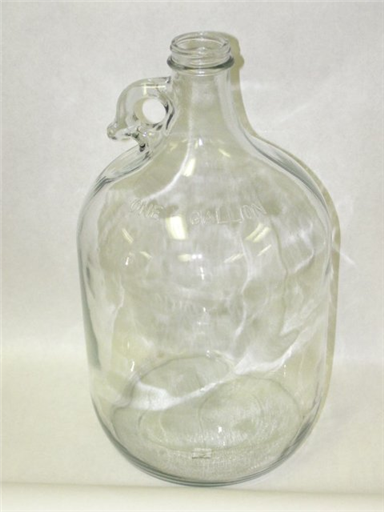 1 Gallon Jug (Clear)