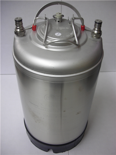 3 gallon keg (New)