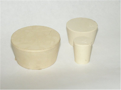 #8.5 Solid Rubber Stopper