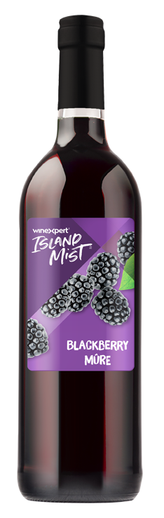 Blackberry - ISLAND MIST