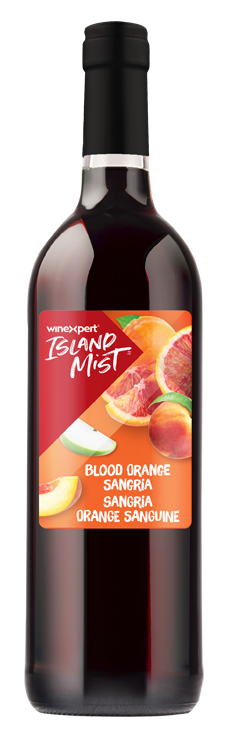 Blood Orange Sangria - ISLAND MIST