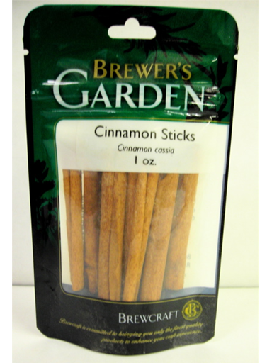 Cinnamon Sticks 1 oz.