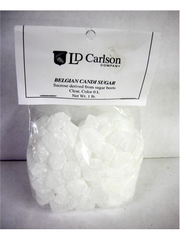 Clear Belgian Candi Sugar