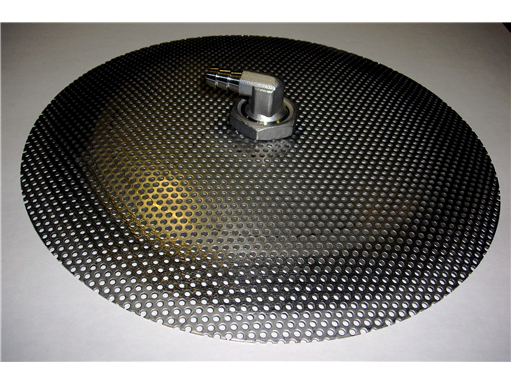 "Domed False Bottom 9"" Stainless"