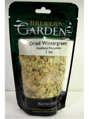 Wintergreen Leaves 1 oz.