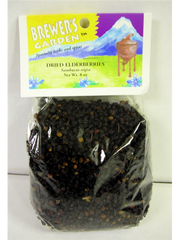 Dried Elderberries 8 oz.