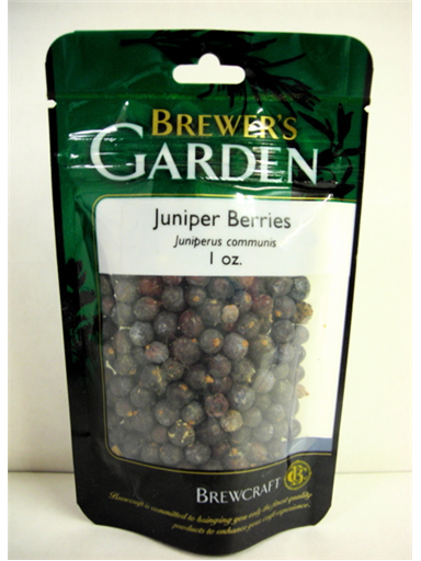 Juniper Berries 1 oz.