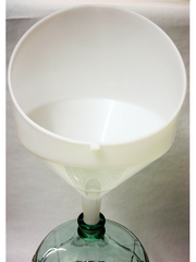 Large Antisplash Funnel w/screen