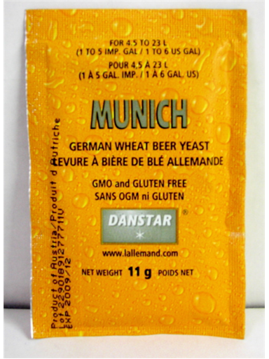 Danstar Munich Wheat Yeast