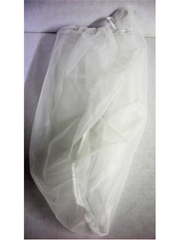 Strain Bag, Elastic Top, Large, Coarse