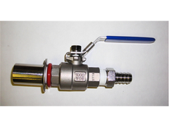 Weldless Ball Valve Stainless