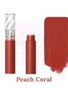 [CHOCHO's Lab] Switch On Velvet Lip Tint 2.5g - 03 - Peach Coral