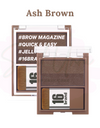 16 BROW MAGAZINE 3.6g - Ash Brown