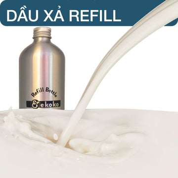 Dầu Xả refill - Hair Conditioner 50ml