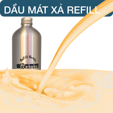 Dầu mát xa refill - Massage oil 50ml