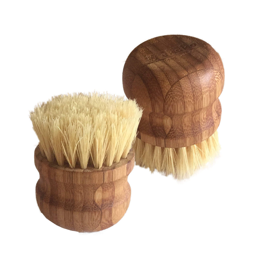 Cọ chải tròn Vegan - Vegan brush round 65mm