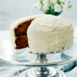 Entertaining Basics: Our Classic Carrot Cake