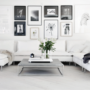 TOP TIPS FOR CREATING THE PERFECT GALLERY WALL