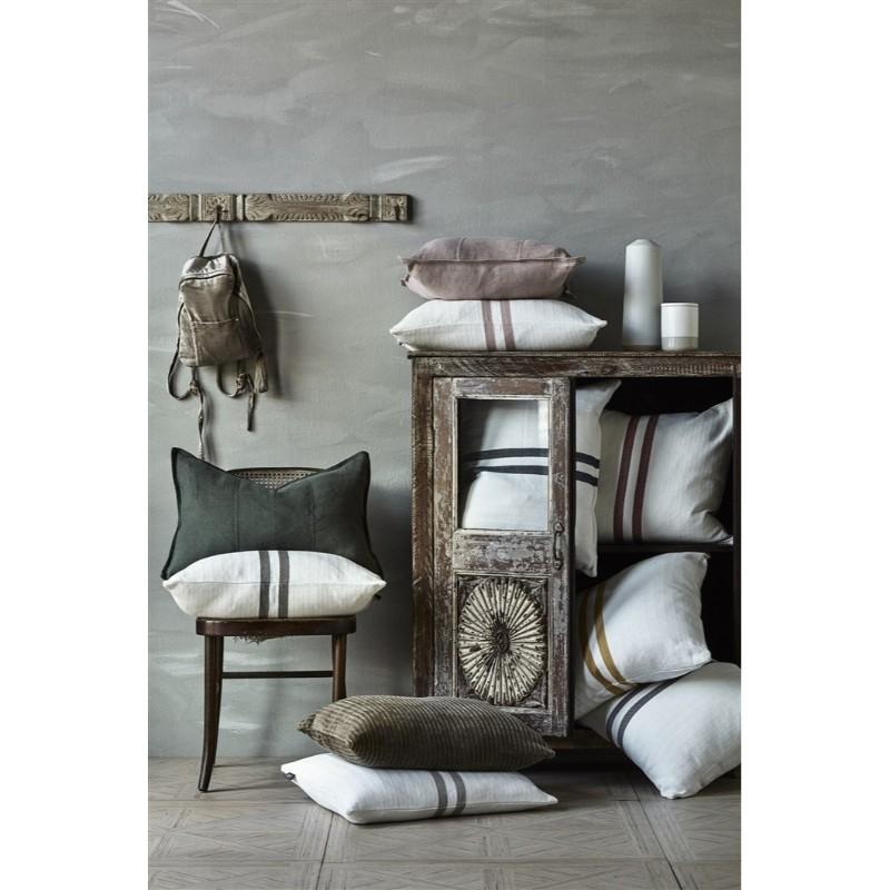 Sympatico Cushion Slate - Maissone