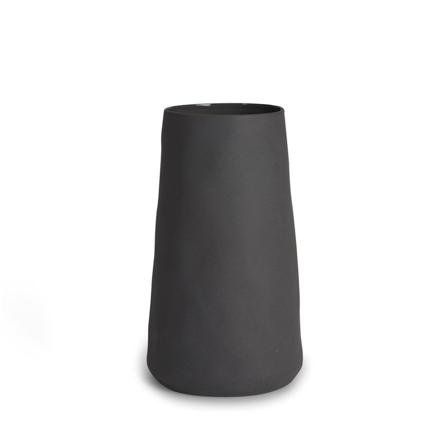 Cloud Tulip Vase Charcoal (XL) - Maissone