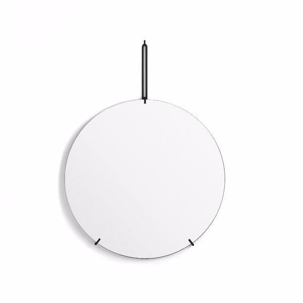 Moebe Wall Mirror White - Maissone