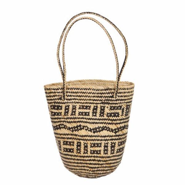 Borneo Planter /Basket with Handle - Maissone