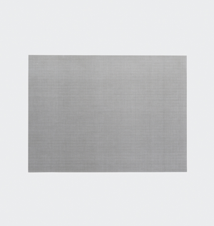 Isa Woven Synthetic Placemat - Grey - Maissone
