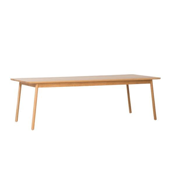 Oak Radial Dining Table 180cm